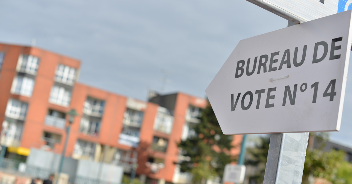 Bureau de vote N°14