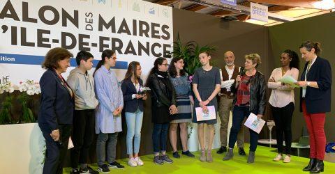 Le CME au salon des maires de France