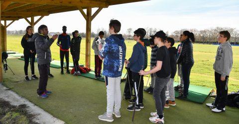 Formation Golf jeunes