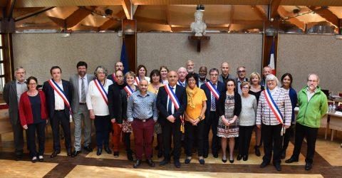 Les élus du Conseil Municipal