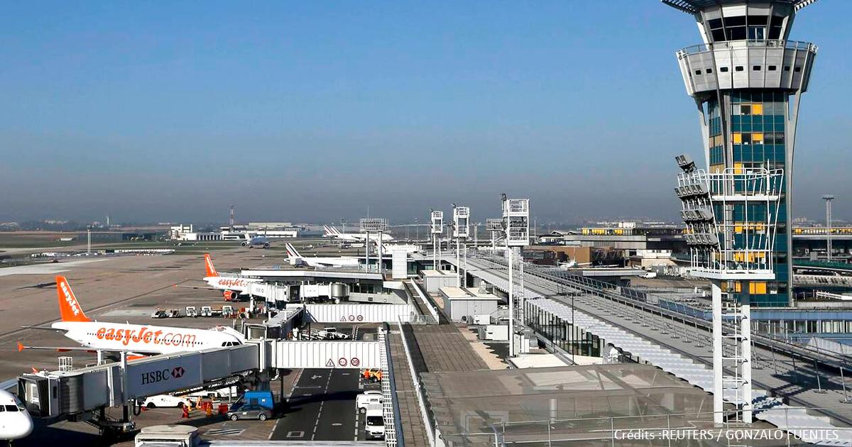Aeroport OLRY Crédits :REUTERS / GONZALO FUENTES