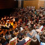 Fête musique batterie auditorium
