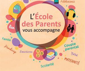 Couverture de la plaquette Ecole des Parents de Guyancourt