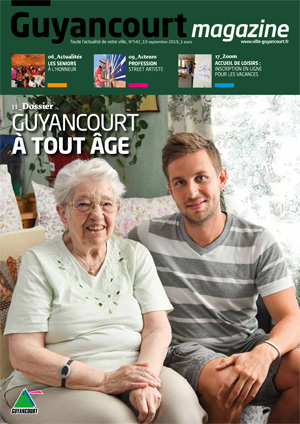 couverture guyancourt magazine 542