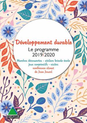 Programme DD 2019-2020