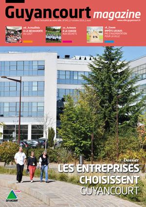 Guyancourt Magazine 543