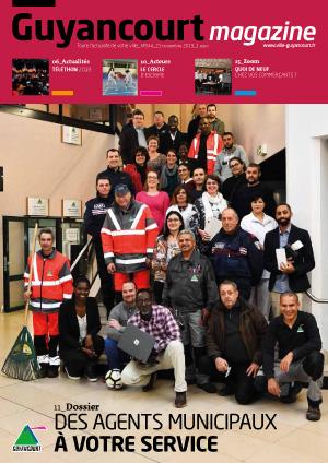 guyancourt magazine 544