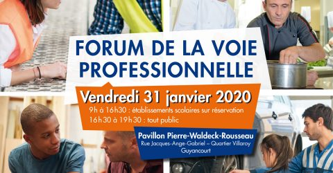 Forum de la voie professionnelle GUY-SQY 2020