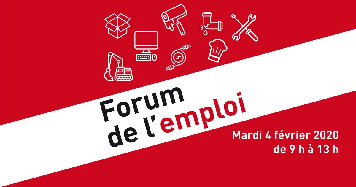 Forum emploi 2020