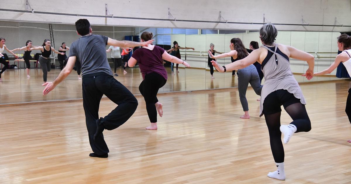 Stage danse contretemps