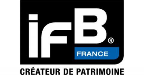 Logo IFB gestion de patrimoine