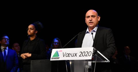 Discours François Morton 7 janvier 2020