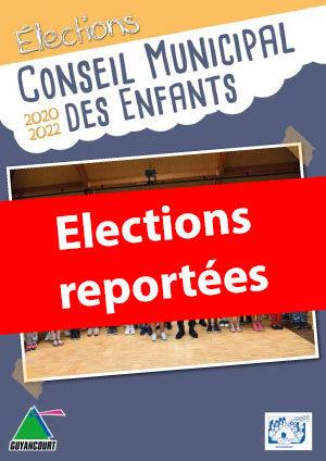 report élections CME