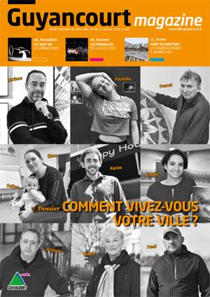 Guyancourt Magazine 548