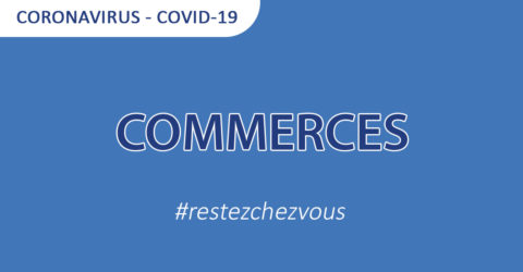 coronavirus commerces