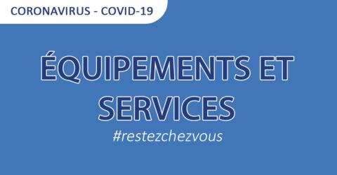 coronavirus services