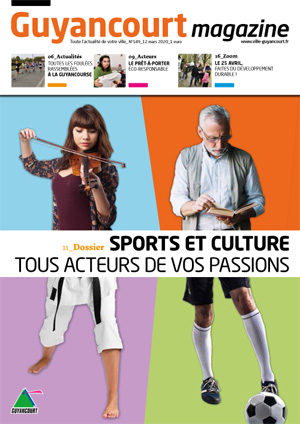 Guyancourt Magazine 549
