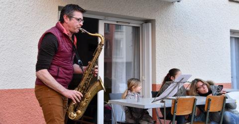 Didier saxophoniste