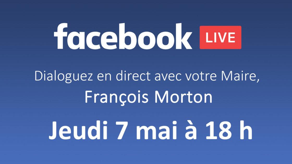 Facebook Live François Morton