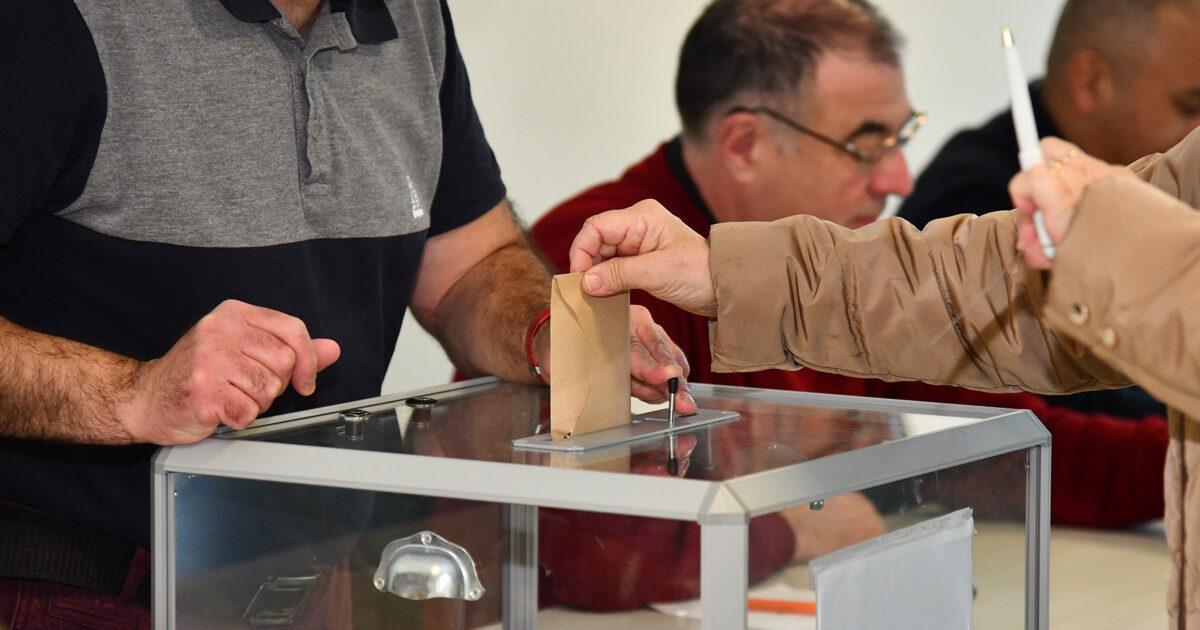 Elections municipales 1er tour