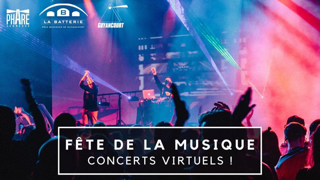 Fête musique virtuelle