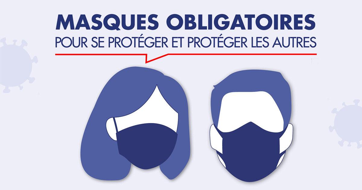 Masques obligatoire