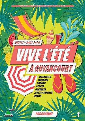 Vive l'été à Guyancourt
