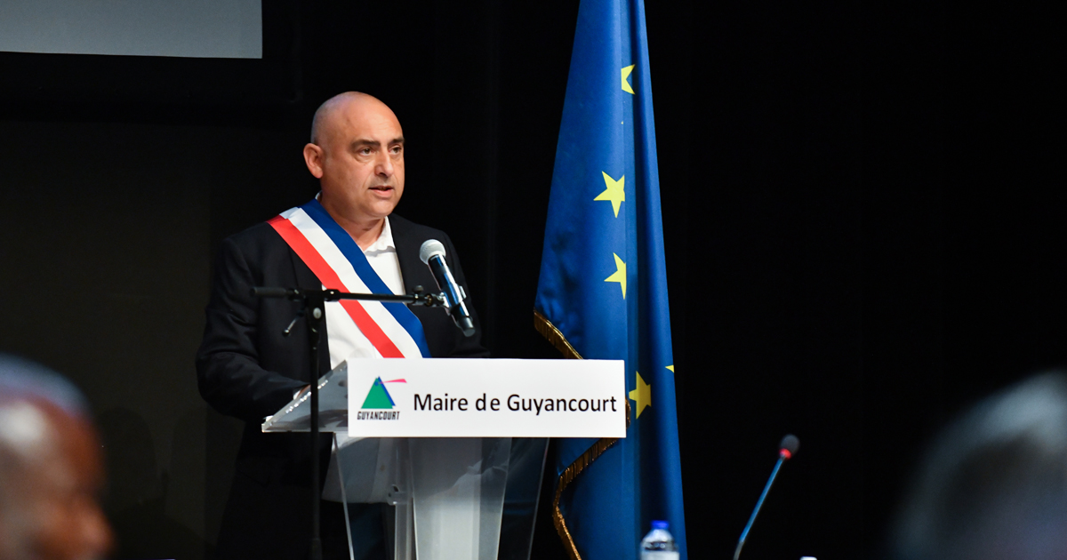 Election maire guyancourt