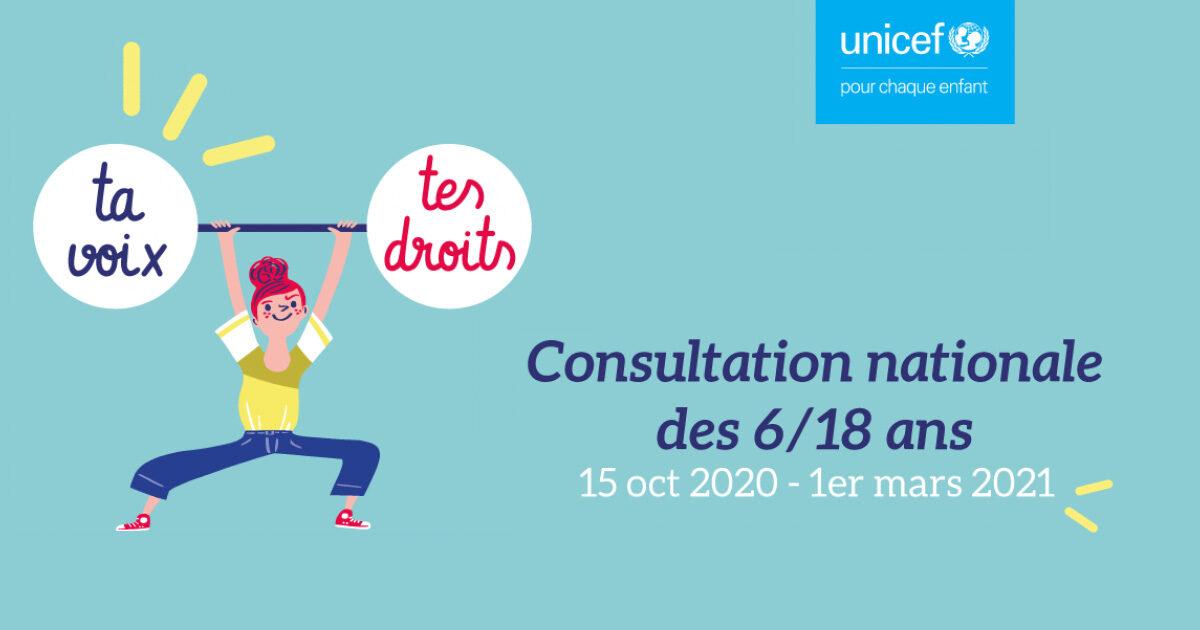 Consultation UNICEF