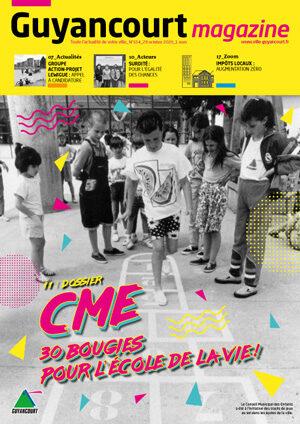 Guyancourt Magazine 554