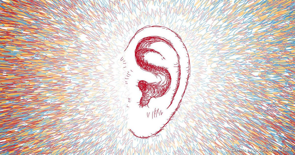 son oreille