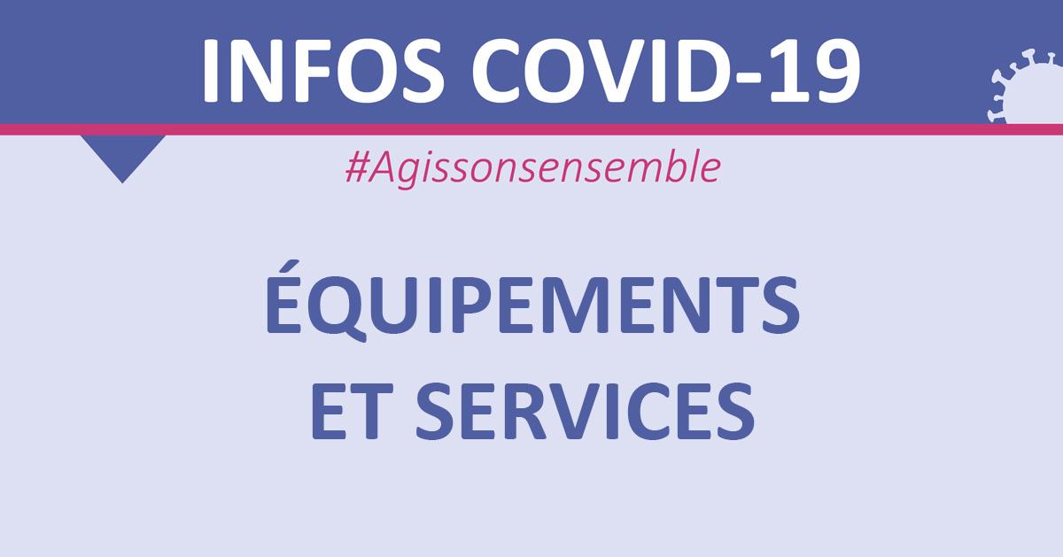 COVID - Equipements