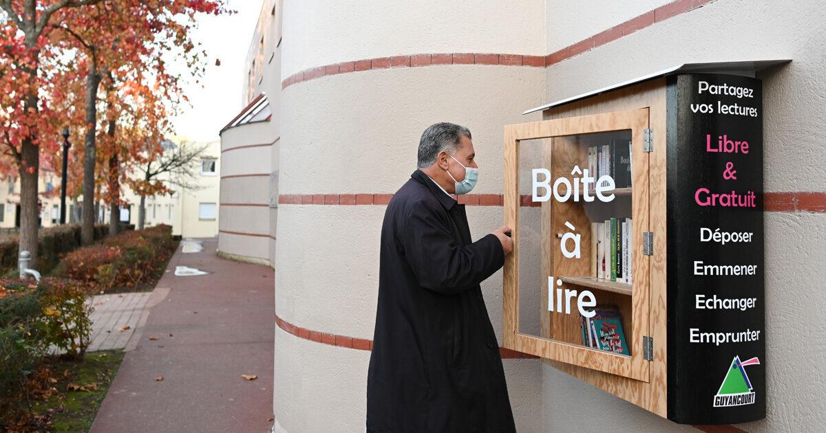 Boite à lire
