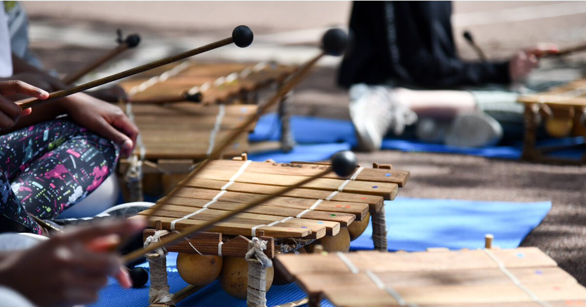 marimba percussion