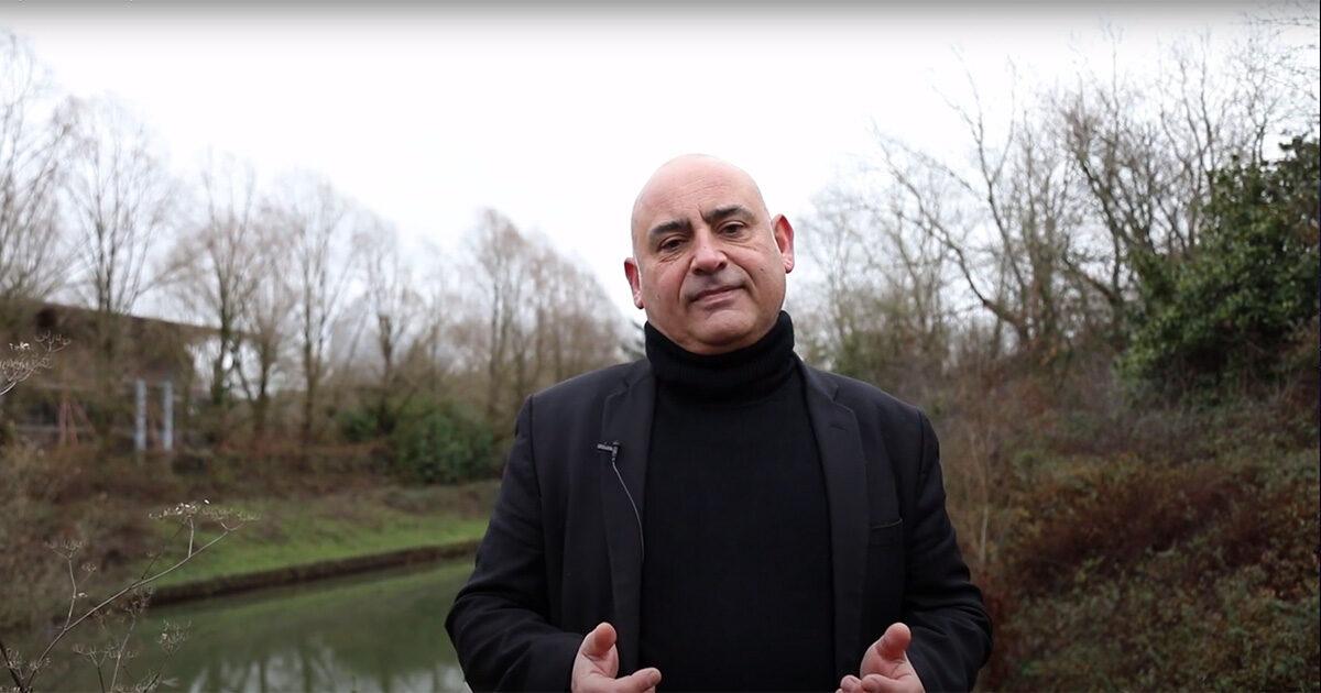 François Morton voeux 2021