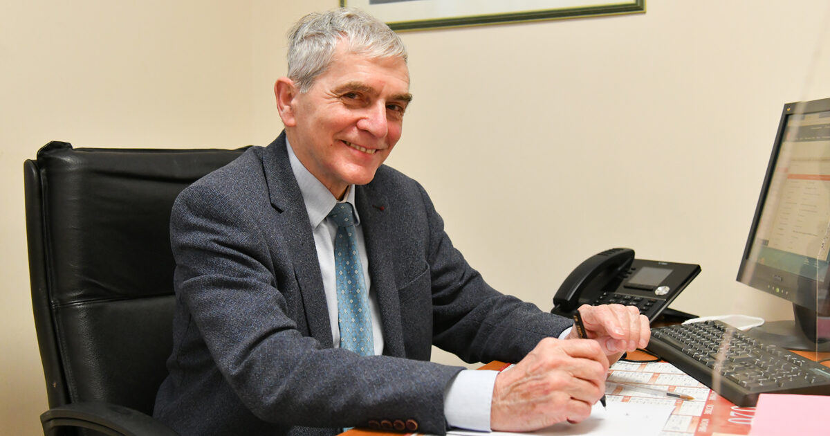 Jean-Paul Le Bourg conciliateur de justice