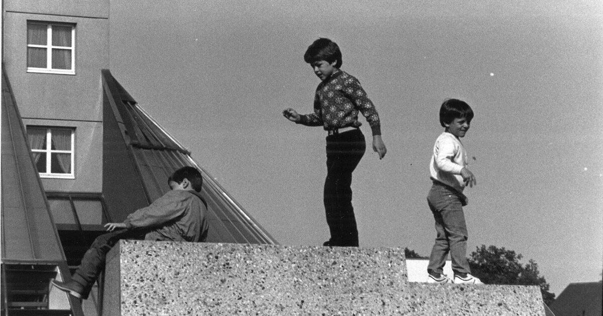 photos noire et blanc archives