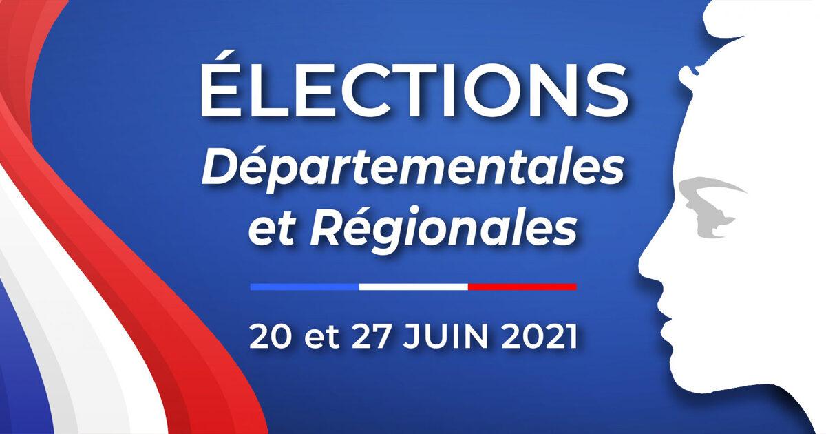 Elections departementale et régionales