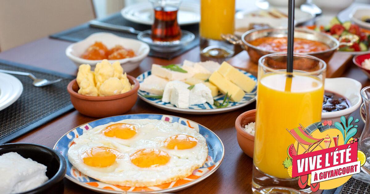 Breakfast petit dej