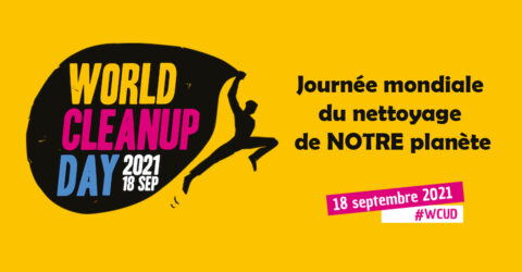 World clean up day WCUD