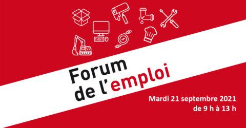Forum emploi 2021