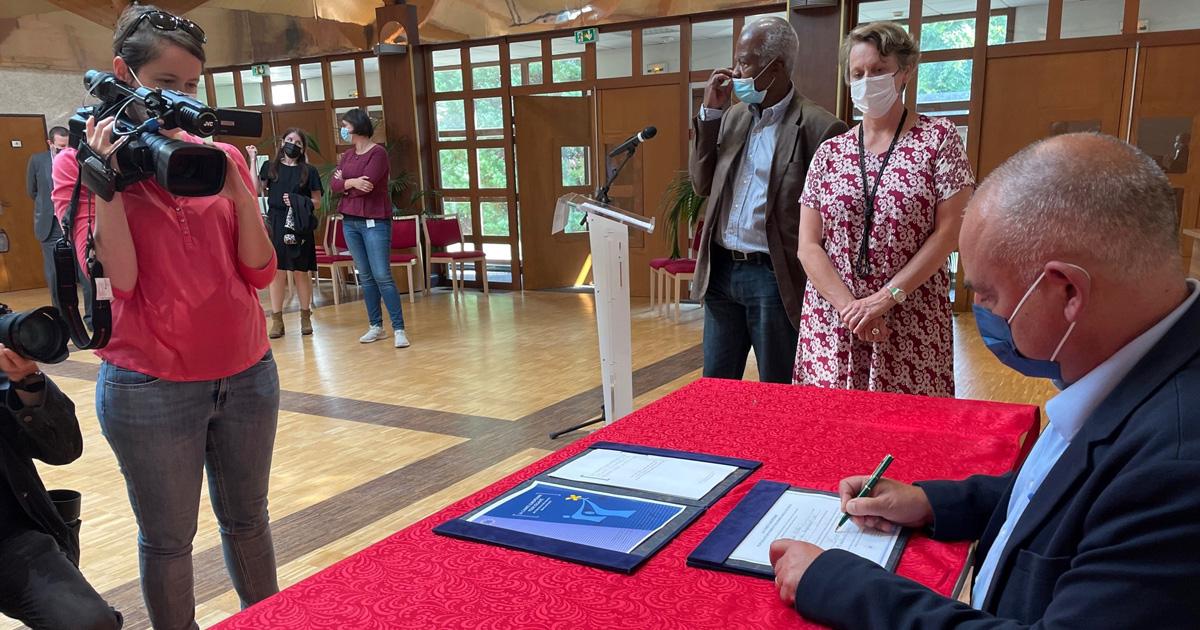 Signature charte femmes hommes